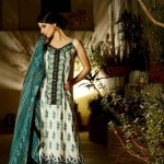 Khaadi Lawn Embroidered Eid Collection 2013