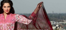 cybil Chaudhry Cross Stitch Lawn Collection 2014