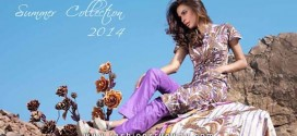 Ittehad Textiles Lawn Collection 2014