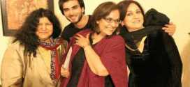 Tina Sani with Pakistani Actors