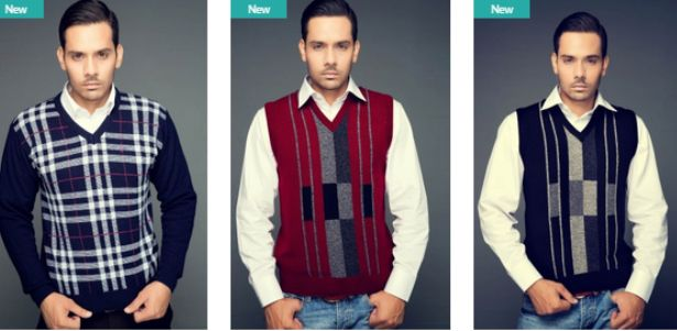 Bonanza Latest Sweaters & Jackets Collection