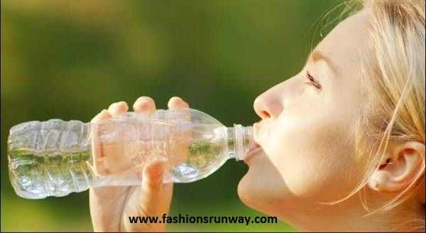 Drinking Water to Weight Lose
