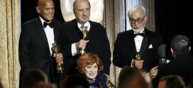 Harry Belafonte honored Oscar in Governors Awards