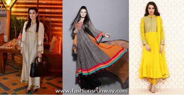 Pakistani & Indian Formal Wear Collection 2015