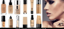 Best Foundation for Oily Skin Type