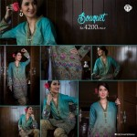 Deepak Perwani Casual Kurtis 2015 Single Shirts