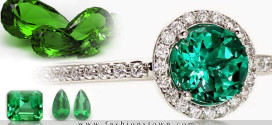 How to buy Colored Emerald Gemstone Jewelry