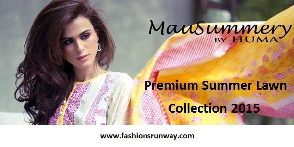 Mausummery by Huma Summer 2015 Collection