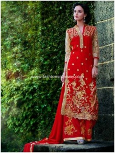 Natasha Couture Palazzo Suits Collection for Girls