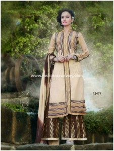 Natasha Couture Palazzo Suits Collection for Women