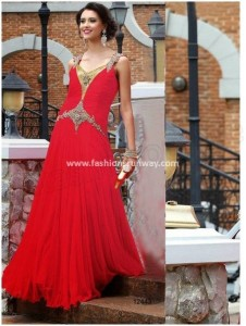 Natasha Couture Readymade Classy Gowns Dresses