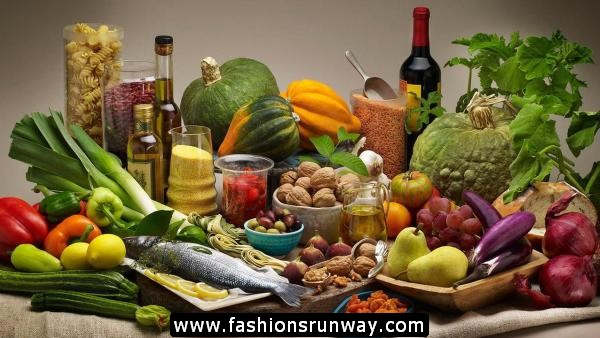 Nuts and Mediterranean Diet for Health