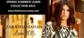 Zara Shahjahan Summer Lawn 2015 Collection