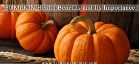 Top Health Benefits of Pumpkins Fruit
