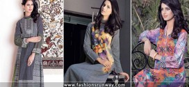 Kayseria New Winter Dresses 2015-16 Catalog