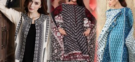 Nishat Linen Winter Dresses 2015-2016 for Women