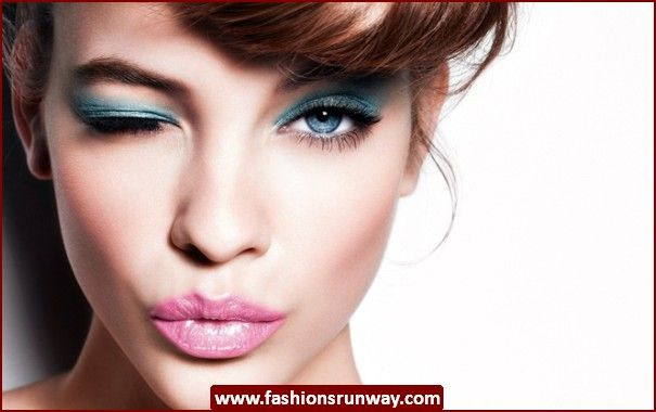 Makeup to get stylish look
