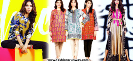Sana Safinaz Ready to Wear 2016 Fancy Dresses