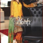 Motifz New Embroidery Spring Collection 2016