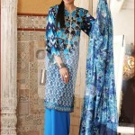 Nishat Linen Latest Silk Designs 2016 Catalog