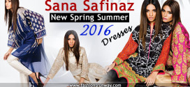 Sana Safinaz New Spring Summer 2016 Dresses