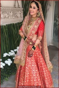 Indian Actress Urmila Matondkar Wedding Photos