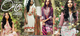 Orient Lawn Dresses 2016 Volume 1 for Women