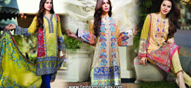 Pareesa Spring Summer Collection 2016 for Women