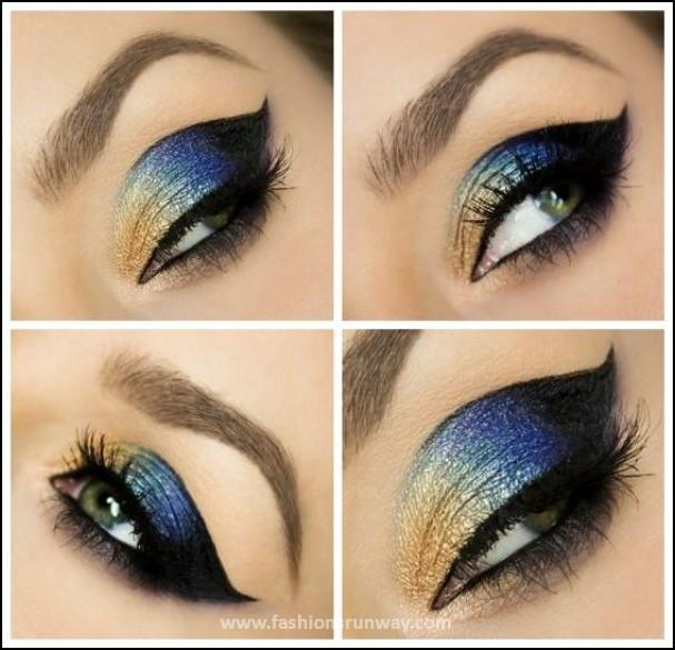 Arabian Eye Makeup Tutorial 2016 Pics