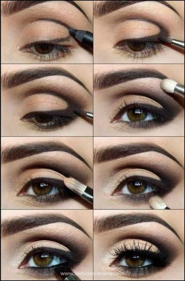 Arabic Makeup Tutorial Step by Step Pics