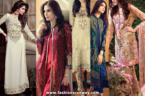 Fancy Dresses 2016 Collection for Pakistani Girls