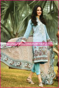 Ideas by Gul Ahmed Lawn Dresses 2016 Volume 2