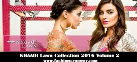Khaadi Lawn Collection 2016 Volume 2 with Price