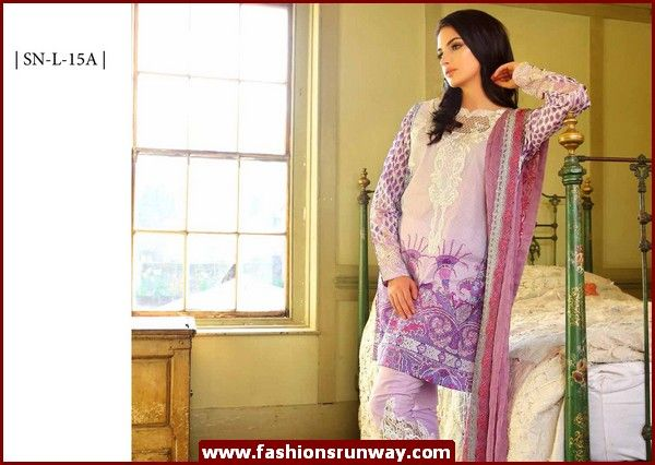 Sobia Nazir Lawn Dresses 2016 Buy Online