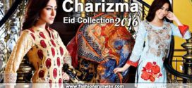 Charizma New Eid Collection 2016 Catalogue