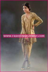 Designer Nadia Farooqui Wedding Collection 2016 - NF5001