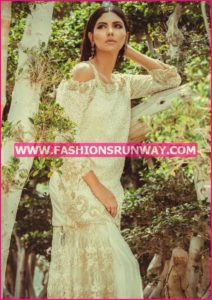 Designer Nadia Farooqui Wedding Collection 2016 - NF5008