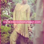 Designer Nadia Farooqui Wedding Collection 2016 - NF5010