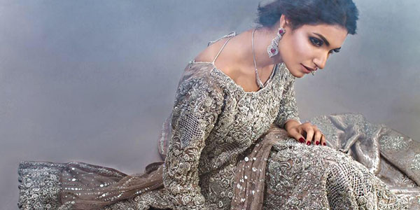 Designer Nadia Farooqui Wedding Collection 2016