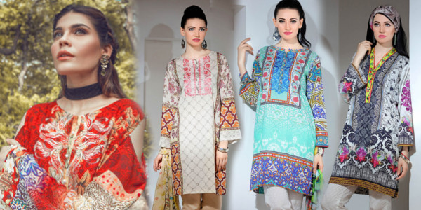 So Kamal Midsummer Lawn Collection 2016