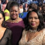 Kim Kardashian with the Mothers of Michael Brown Trayvon Martin Oscar Grant and Eric Garner