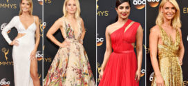 2016 Emmy Awards Red Carpet Photos