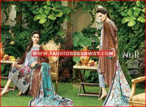 house of ittehad fall winter dresses 2016 design 5802