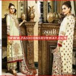 house of ittehad fall winter dresses 2016 design 5812
