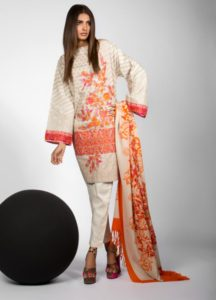 Sana Safinaz Winter Collection 2016 Design 01