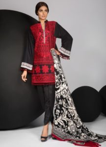 Sana Safinaz Winter Collection 2016 Design 05