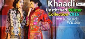 Khaadi Winter Collection 2016-2017 with Prices