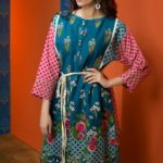 Khaadi Winter Collection 2016 Design # P16823