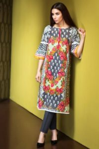 Khaadi Winter Collection 2016 Design # P16828