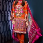 Khaadi Winter Collection 2016 Design # P16831